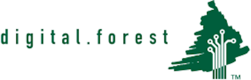 digital.forest logo