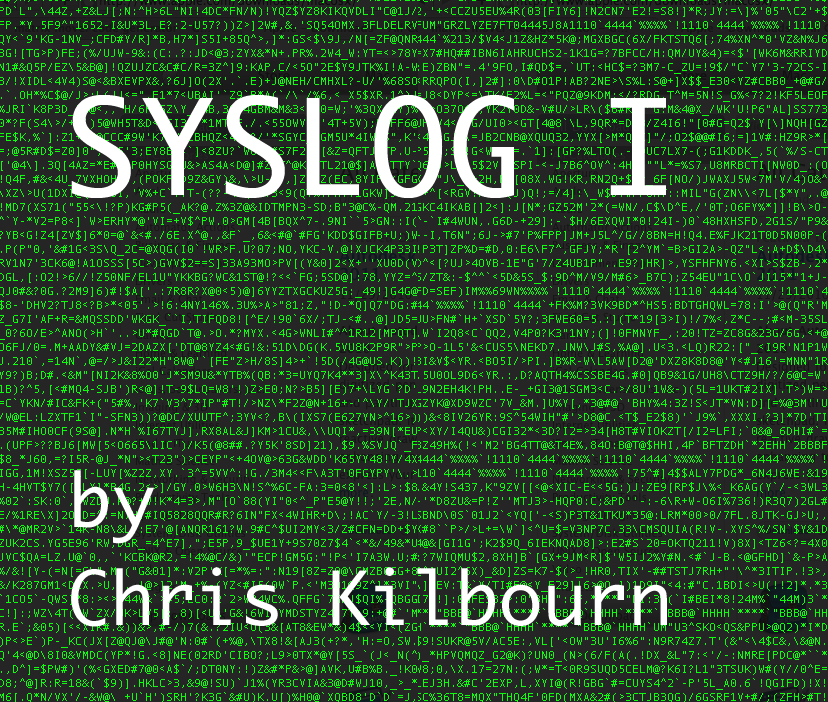 SYSLOG I cover